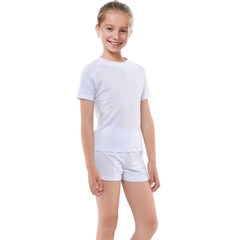 Kids  Swim Tee and Shorts Set