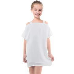 Kids  One Piece Chiffon Dress