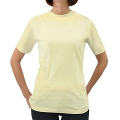 Women s Yellow T-Shirt
